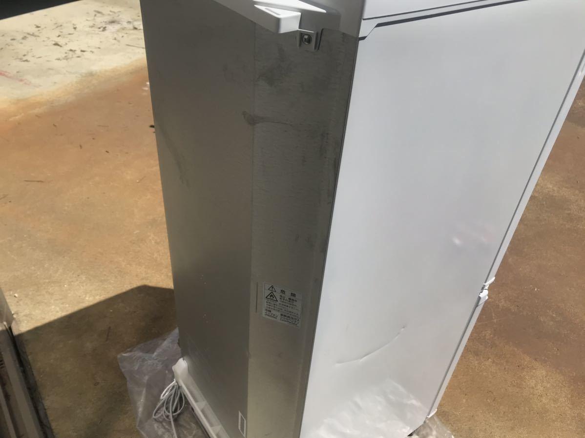 【USED】【期間限定値下げ】SHARP シャープ SJ-D14A-W 冷蔵庫 137L 一人暮らし 単身用 丁度良い! 2ドア冷蔵庫_画像4
