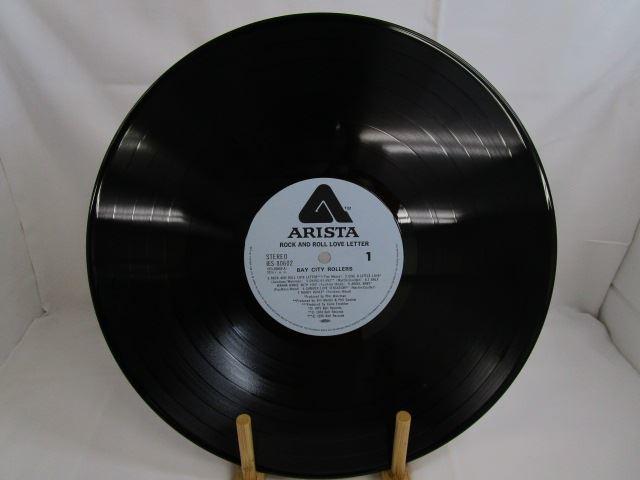 [200529045] BAY CITY ROOLLERS Rock and Roll Love Letter サタデー・ナイト LP レコード IES-80602 東芝EMI株式会社 【中古】_画像2