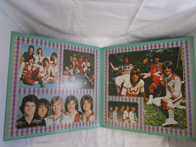 [200529045] BAY CITY ROOLLERS Rock and Roll Love Letter サタデー・ナイト LP レコード IES-80602 東芝EMI株式会社 【中古】_画像8