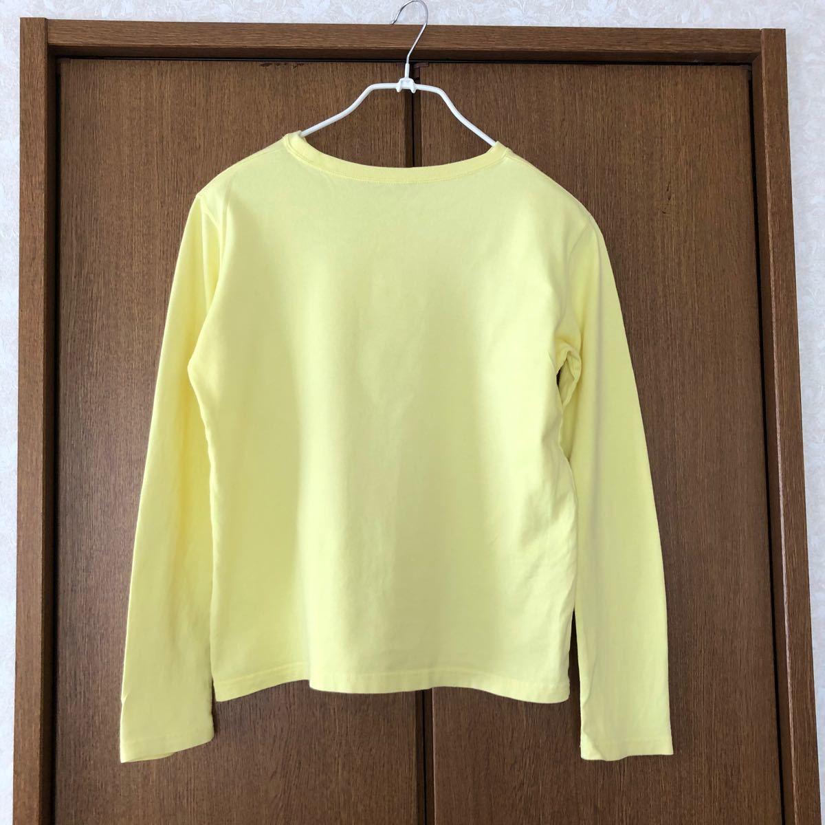 長袖Tシャツ カットソー トップス