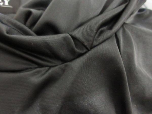 フォクシー FOXEY サイズ38 M 24747 黒 レディース 冬物 コート_画像8