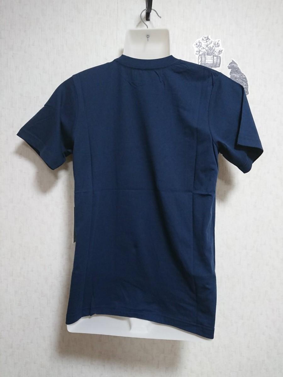 【S】SATURDAYS SURF  NYC    NYCロゴTシャツ