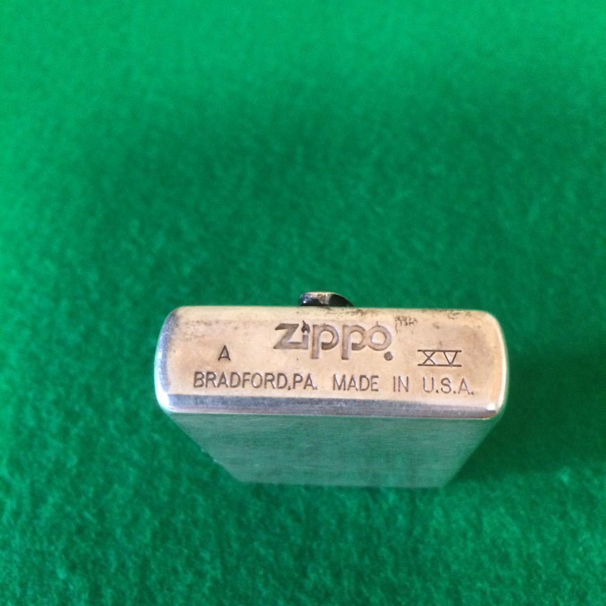 古い ビンテージ ZIPPO limited 古いジッポー ライター アンティーク コレクション レア リミテッド 希少品 NO.0871 (1)_画像3