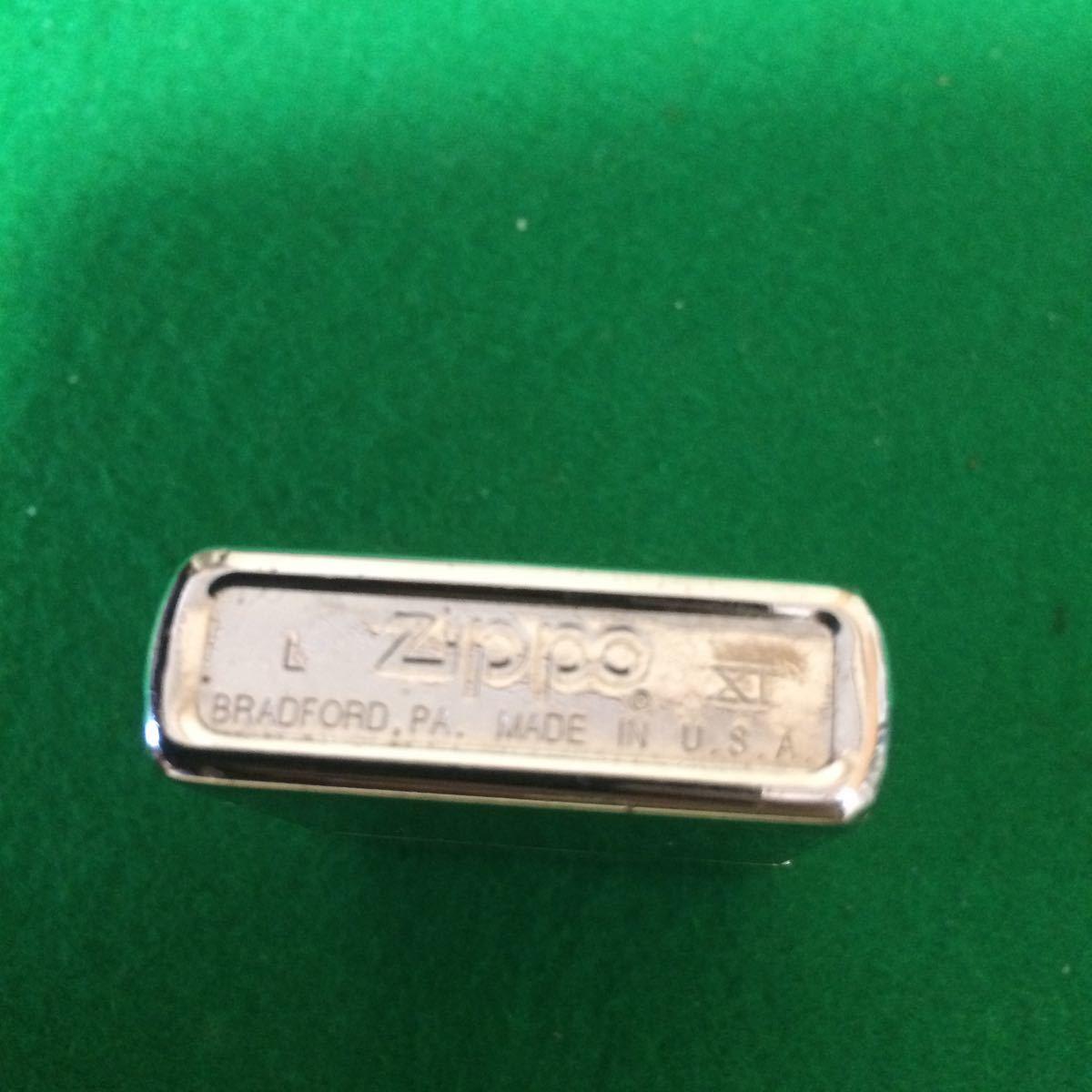 古い ビンテージ ZIPPO limited 古いジッポー ライター アンティーク コレクション レア リミテッド 希少品 MADE IN U.S.A.(33)_画像5