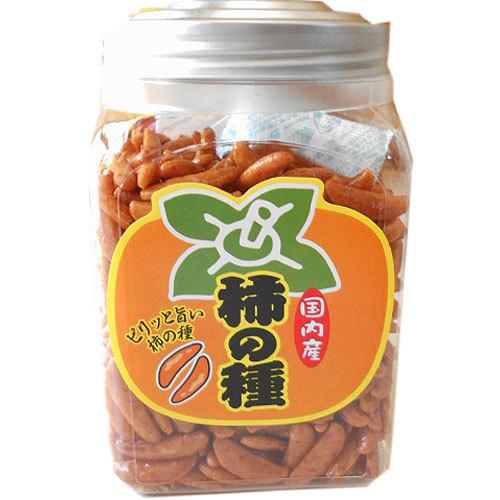 柿の種190g(ケース入り) ピーナッツなし【レターパックで数量2可能】_画像1
