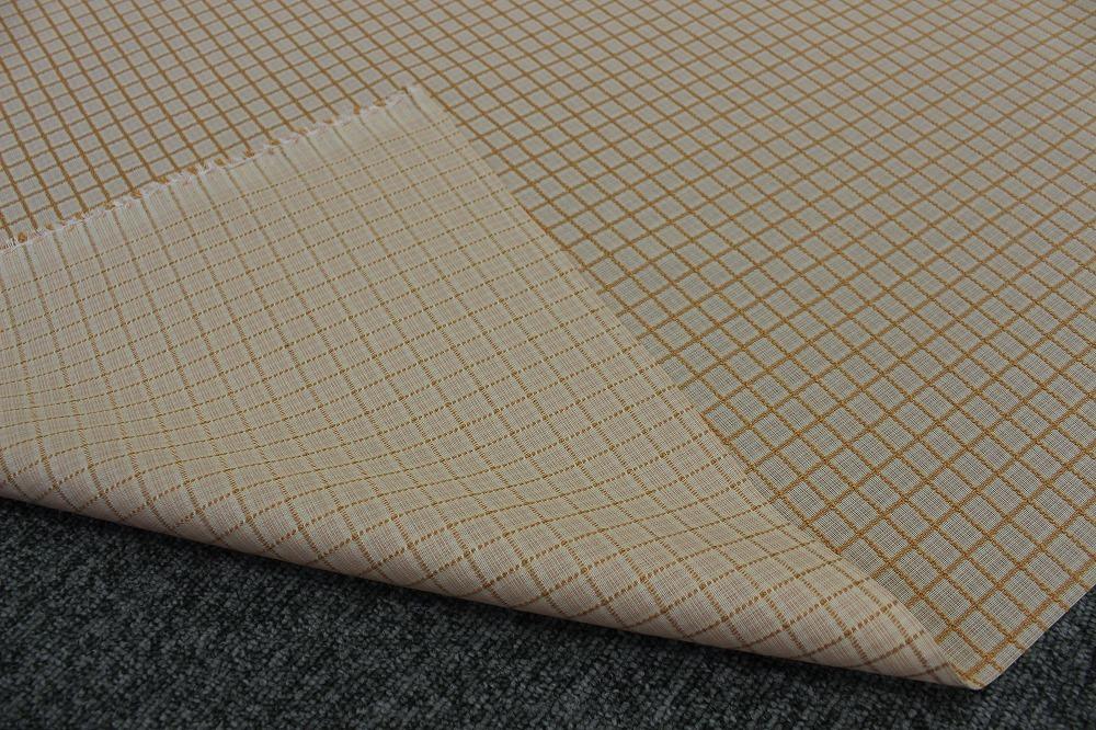 ☆カーテン生地:幅150cm×4mでカット スワミン/ORプレイド☆BW119125_画像4