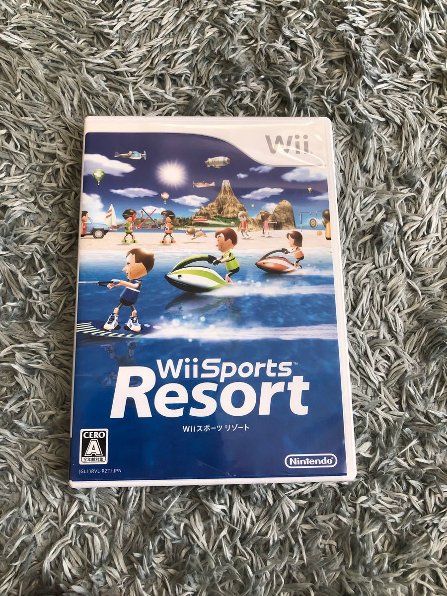 Wiiスポーツリゾート Wiiソフト