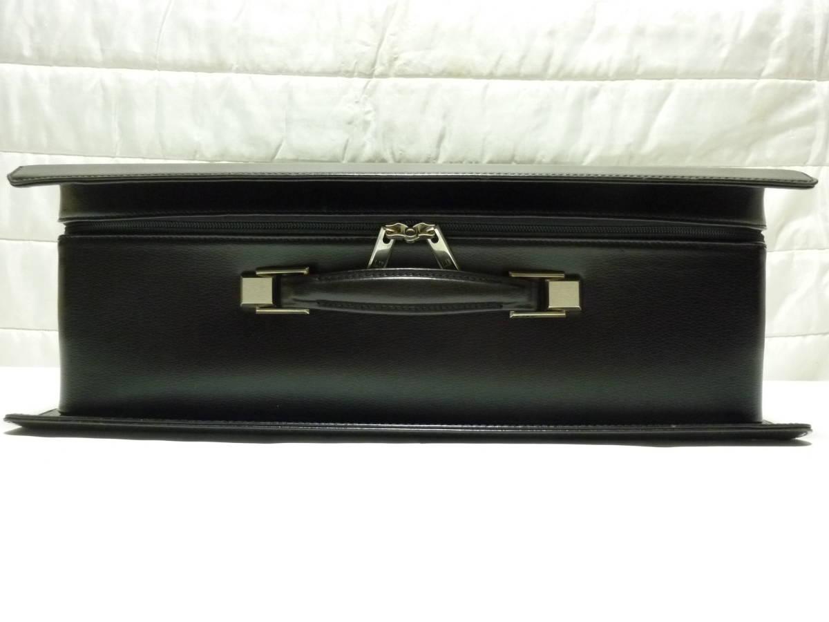 ダンヒル dunhill ブリーフケース ビジネスバッグ LT8010A Q.C.チェック 美品!!_画像3