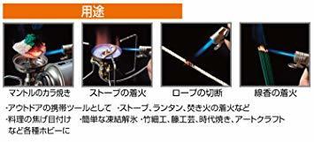 ソト(SOTO) マイクロトーチ ACTIVE(アクティブ) 【オレンジ/ブルー/ブラック】 ST-486_画像4