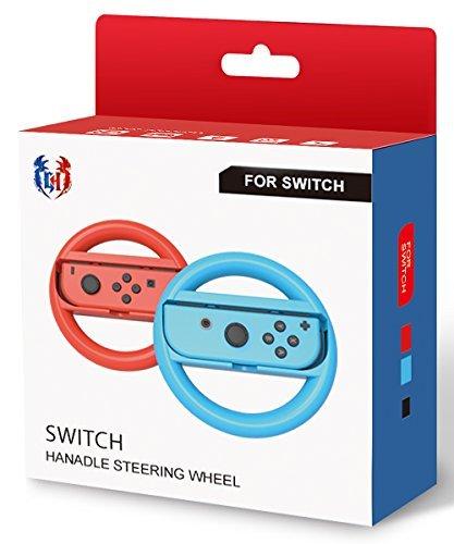 GH 小型サイズの子ども向け Switch マリオカート 8 デラックス ハンドル , Nintendo スイッチ ジョイコン _画像1