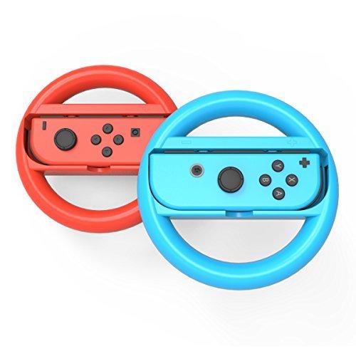 GH 小型サイズの子ども向け Switch マリオカート 8 デラックス ハンドル , Nintendo スイッチ ジョイコン _画像6