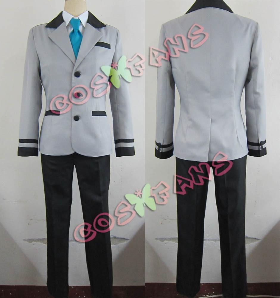 cos864ときめきメモリアルGS2 学園男子制服 コスプレ衣装_画像1