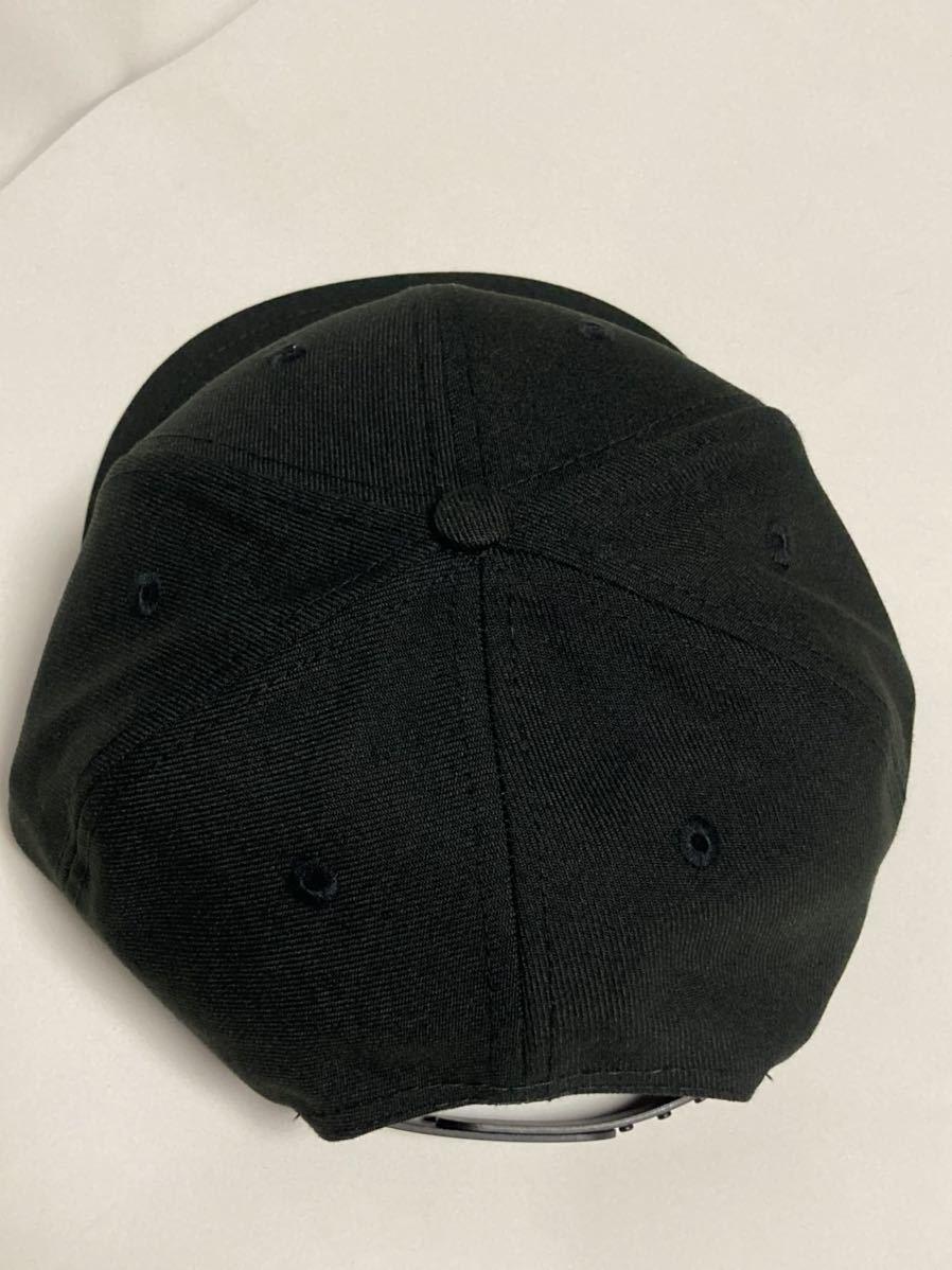 2019年限定 神里和毅 横浜DeNAベイスターズ 神里 NEW ERA (ニューエラ) 9FIFTY キャップ 帽子 フリーサイズFREE大洋ホエールズ950BLACK黒_画像4