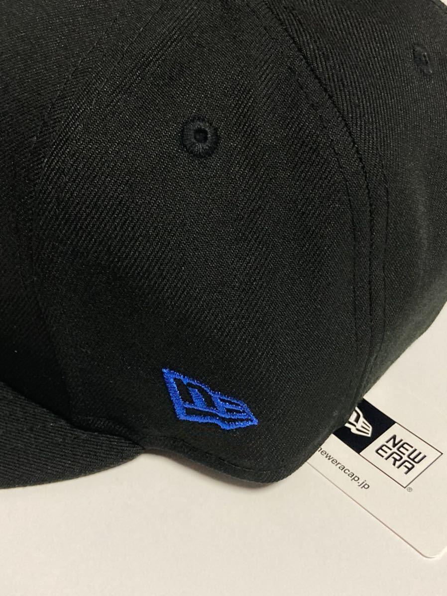 2019年限定 神里和毅 横浜DeNAベイスターズ 神里 NEW ERA (ニューエラ) 9FIFTY キャップ 帽子 フリーサイズFREE大洋ホエールズ950BLACK黒_画像3