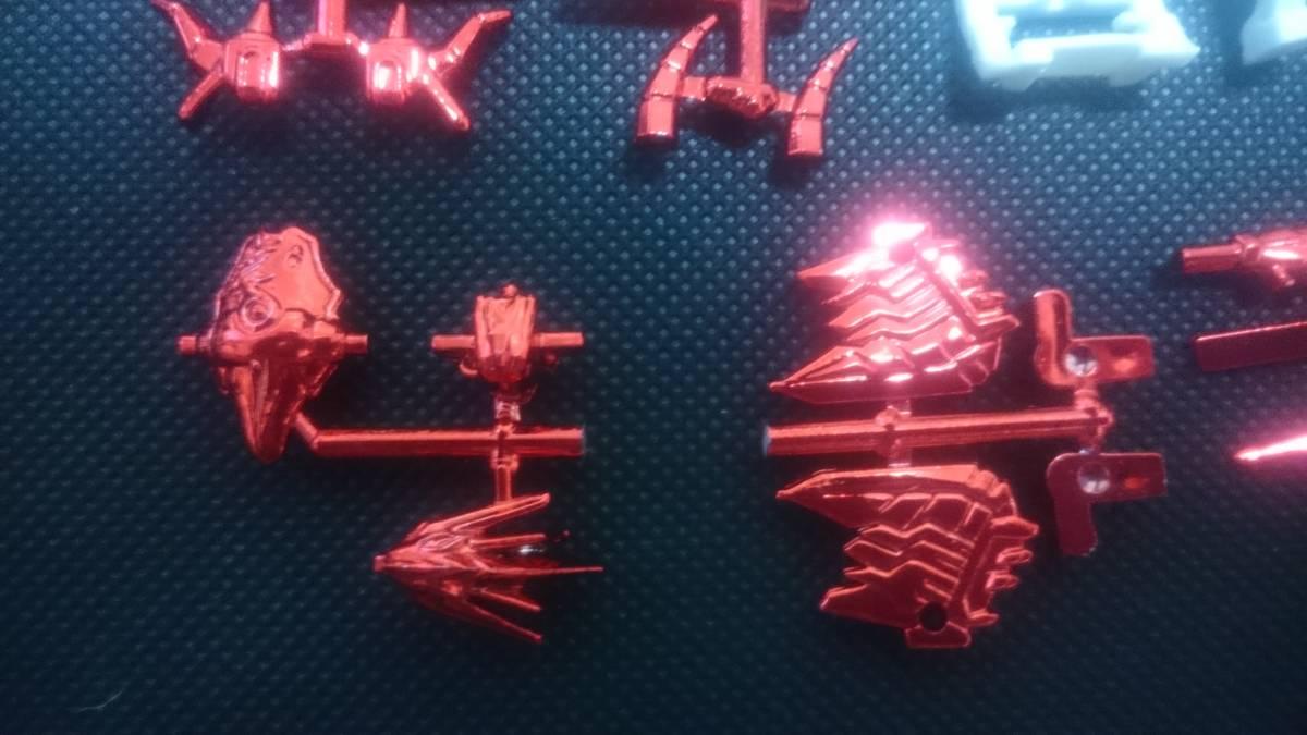 竜機神レッドガンドラゴン ガン消し SDガンダム ガンドランダー 竜の守護神_画像4