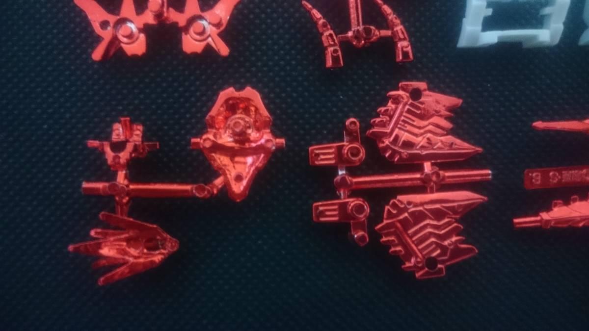 竜機神レッドガンドラゴン ガン消し SDガンダム ガンドランダー 竜の守護神_画像10