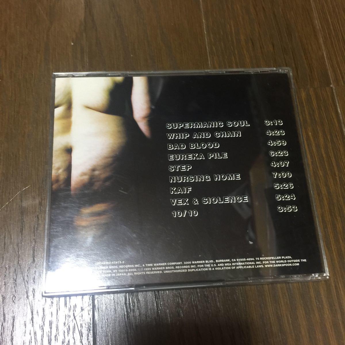 ミニストリー ダークサイド・オブ・ザ・スプーン 国内盤帯付きCD