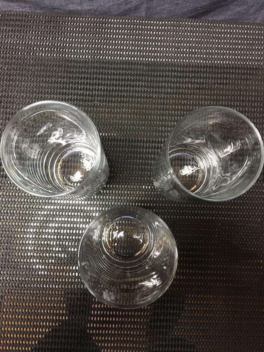 サントリーウィスキー グラス 3個セット_画像3