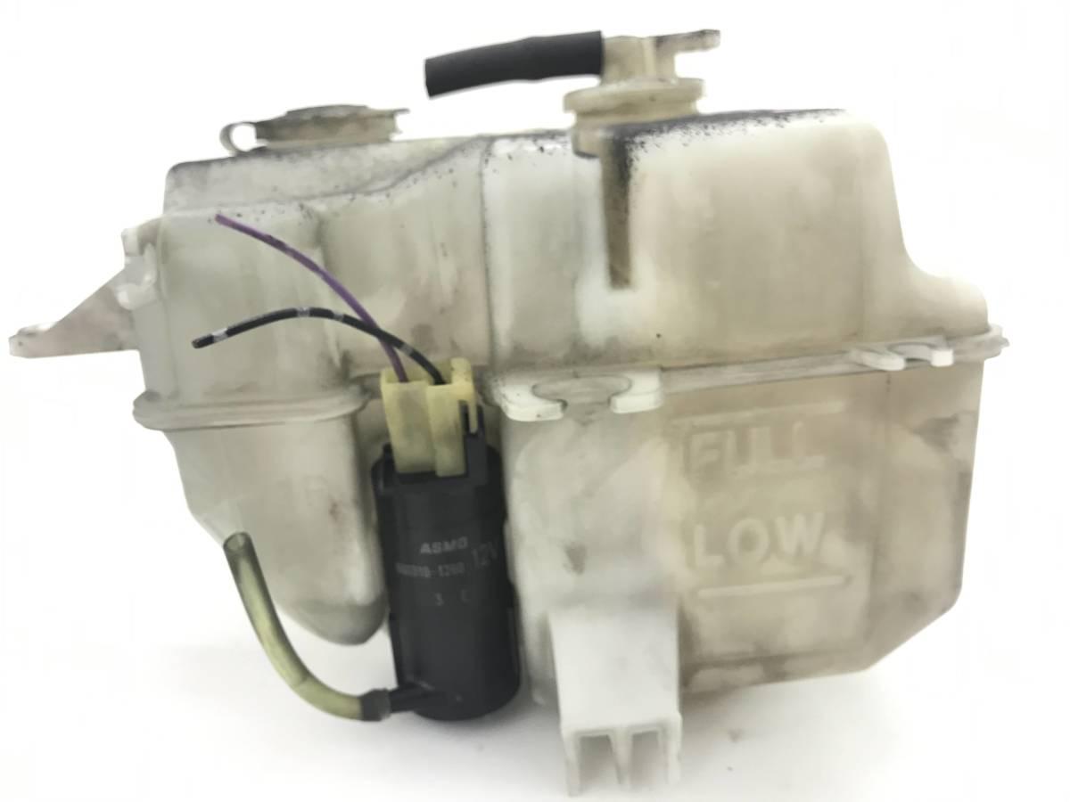 _b30329 ダイハツ ハイゼットトラック LE-S200P ウインドウ ウォッシャータンク ポンプ モーター ラジエター リザーブタンク 860142-059_画像3