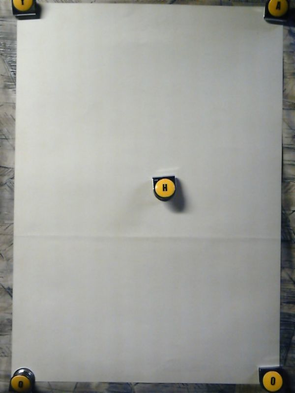 p10【ポスター/B-2-515x728】福山雅治/ON AND ON-1994年/販促用非売品ポスター_画像2