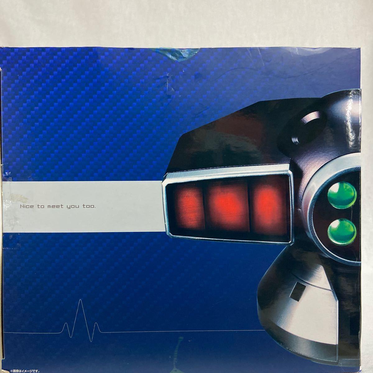 新世紀GPXサイバーフォーミュラ ナビゲーションシステム アスラーダ・ヘッド 限定 メガハウス サンライズ フィギュア CYBER FORMULA SUGO_画像2