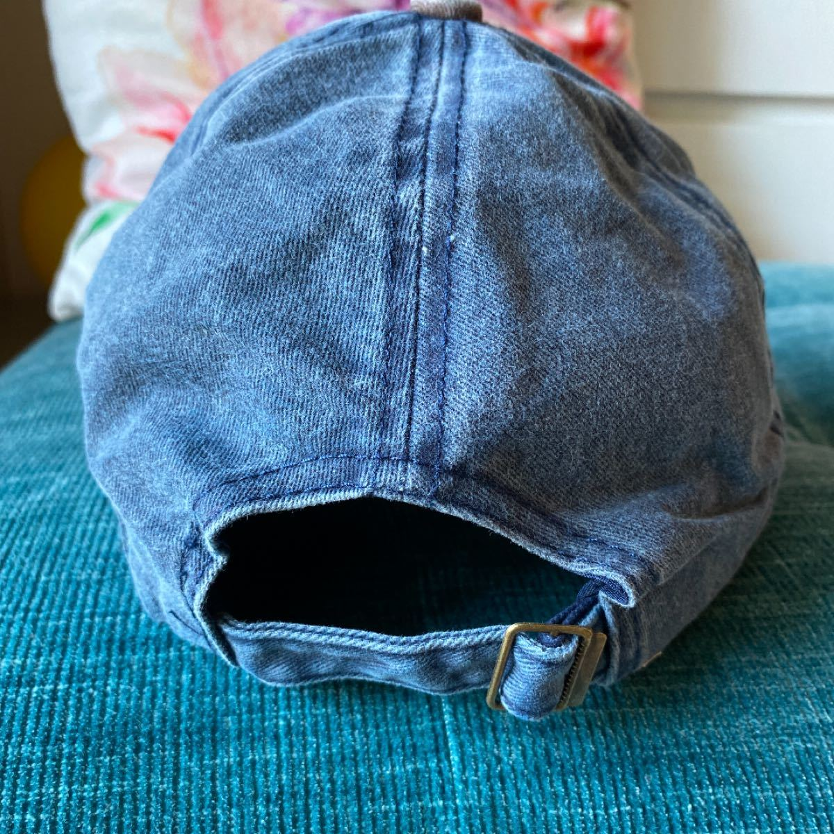 キャップ ★ メンズ 帽子 レディース USED加工 紺 グレー メンズキャップ
