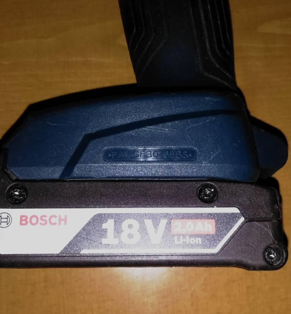 ボッシュ(BOSCH) GSR 18V-21 Professional コードレスドライバードリル_画像3