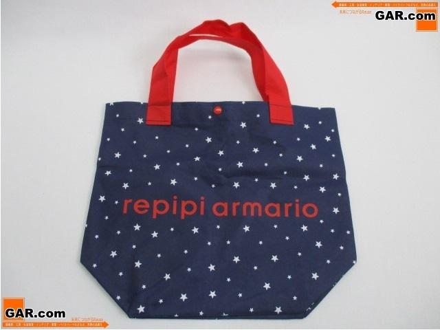HZ26① repipi armario/レピピアルマリオ トートバッグ ハンドバッグ_画像1