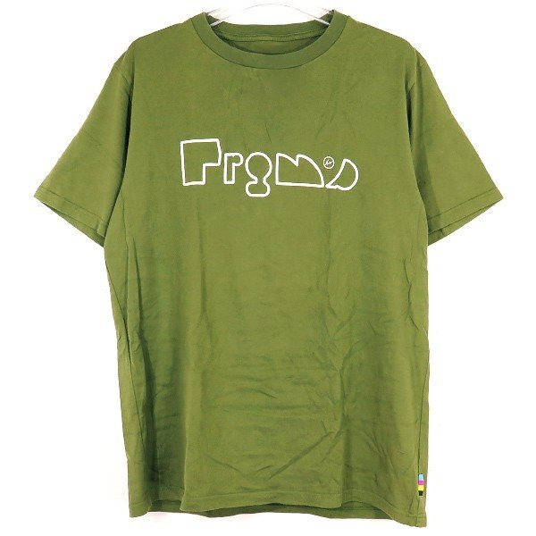 THE CONVENI × Fragment design FRGMTS TD TEE sizeL ザ コンビニ フラグメントデザイン コラボレーション Tシャツ ボトル付き ストリート_画像1