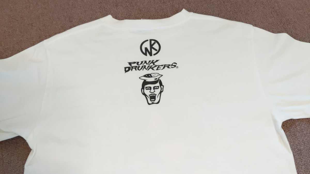 パンクドランカーズ punk drunkers カレクック Tシャツ キン肉マン Lサイズ KIN29 ショップ コラボ 限定 あいつ_画像7