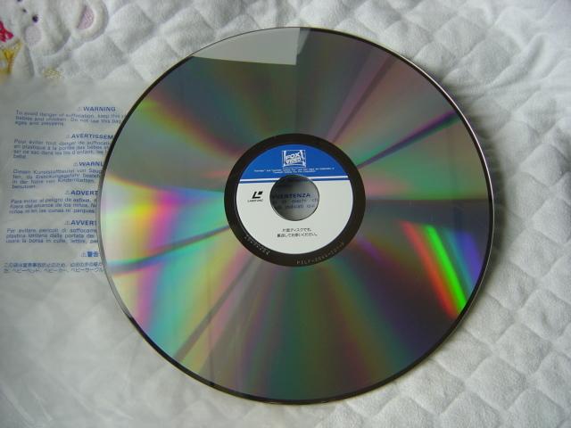 LD レーザーディスク 映画 サウンドオブミュージック 字幕スーパー版 スコープサイズ ミュージカル ドレミの歌 帯付き 中古_画像9