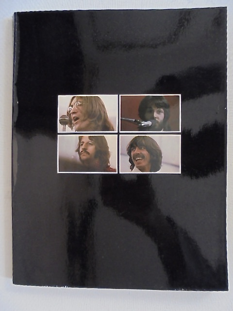 Apple レコード The Beatles『 LET IT BE box with the book 』GET BACK 写真集付き 国内盤 東芝音工 初盤 極美品_画像8