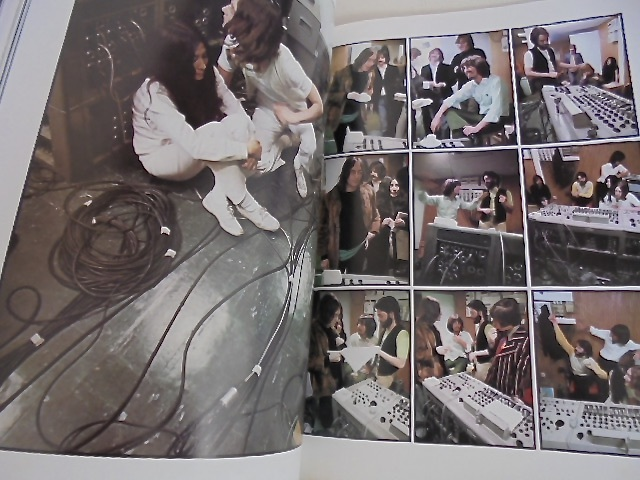 Apple レコード The Beatles『 LET IT BE box with the book 』GET BACK 写真集付き 国内盤 東芝音工 初盤 極美品_画像9