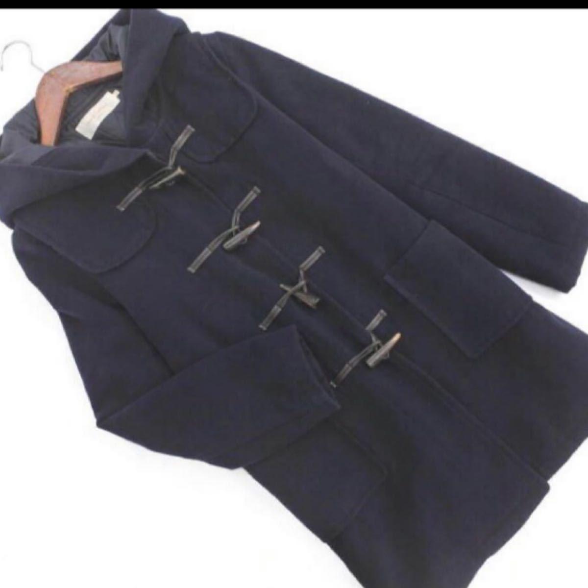 chocol raffine robe ショコラフィネローブ ダッフル コート