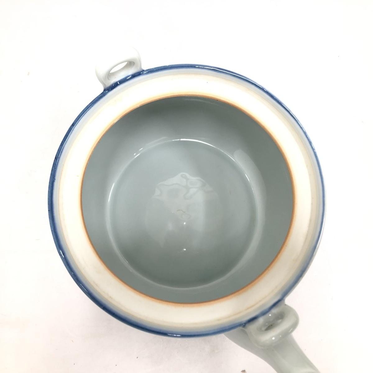 ②★ 有田焼 中島文山 御茶器 梅鉢 急須 湯呑 陶器 ★_画像8