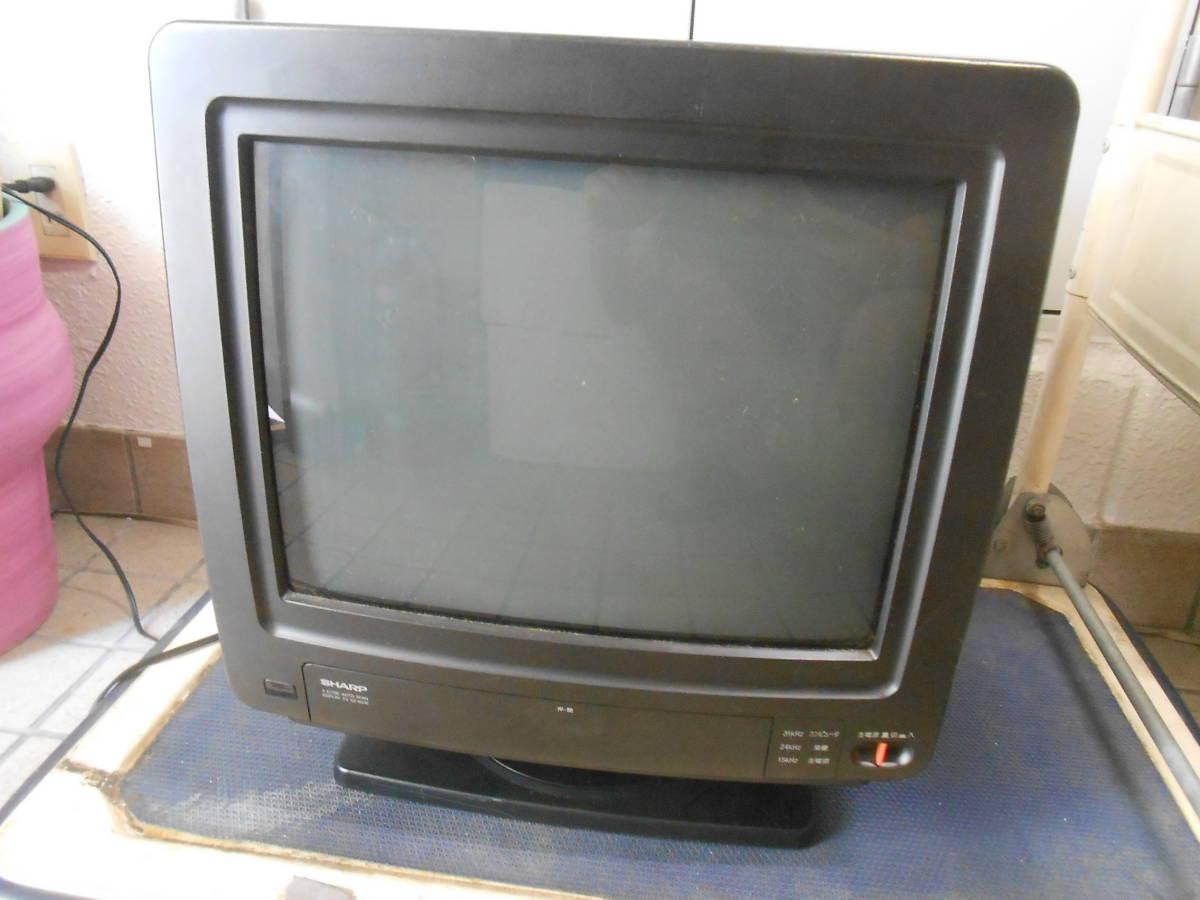 X68000 CZ-601D モニター ジャンク_画像1