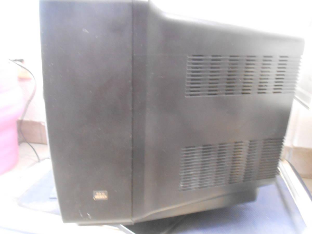 X68000 CZ-601D モニター ジャンク_画像4