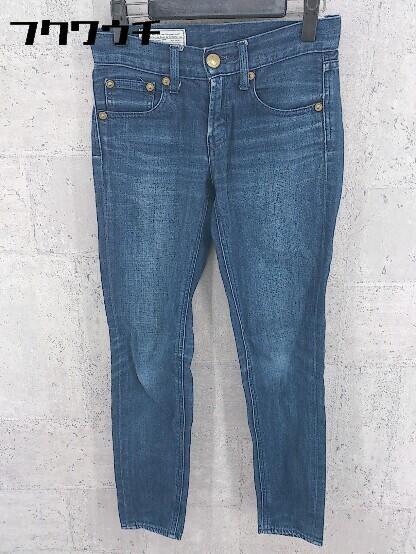 ◇ SLY jeans スライ ジーンズ デニム パンツ インディゴ レディース_画像1