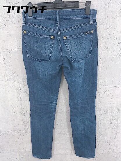 ◇ SLY jeans スライ ジーンズ デニム パンツ インディゴ レディース_画像2