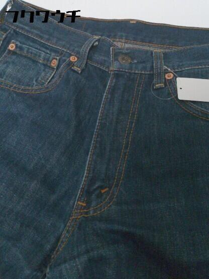 ◇ Levi's リーバイス ウォッシュ加工 503 ジーンズ デニム パンツ サイズ29 インディゴ メンズ_画像3