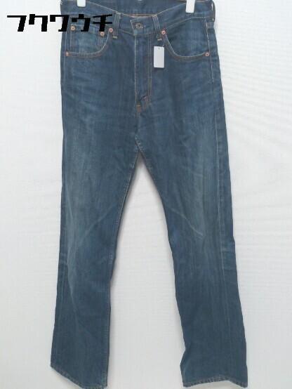 ◇ Levi's リーバイス ウォッシュ加工 503 ジーンズ デニム パンツ サイズ29 インディゴ メンズ_画像1