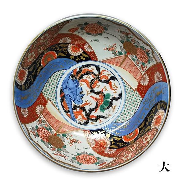 染錦三ツ丼 伊万里焼 明治期 y-174_画像8