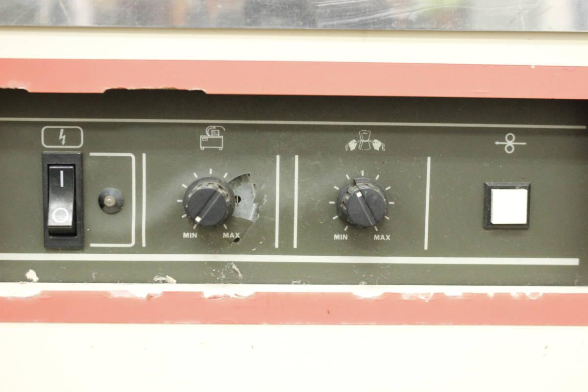 【引取限定/福岡市博多区】現状品 ナイガイ band-A-matic F20J2 半自動梱包機 バンド機 100V バンド付き/荷造り/梱包_画像7