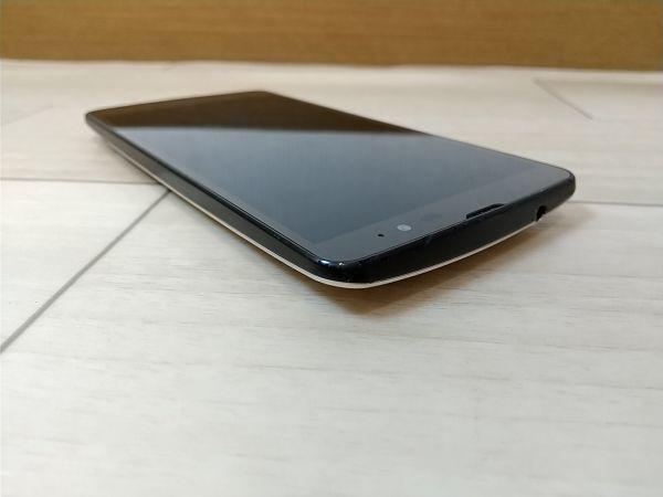 au LGエレクトロニクス isai vivid LGV32 シャンパン Android アンドロイド スマホ スマートフォン 携帯電話 本体 中古 ジャンク扱い■S9_画像5