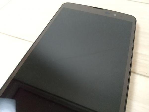 au LGエレクトロニクス isai vivid LGV32 シャンパン Android アンドロイド スマホ スマートフォン 携帯電話 本体 中古 ジャンク扱い■S9_画像6