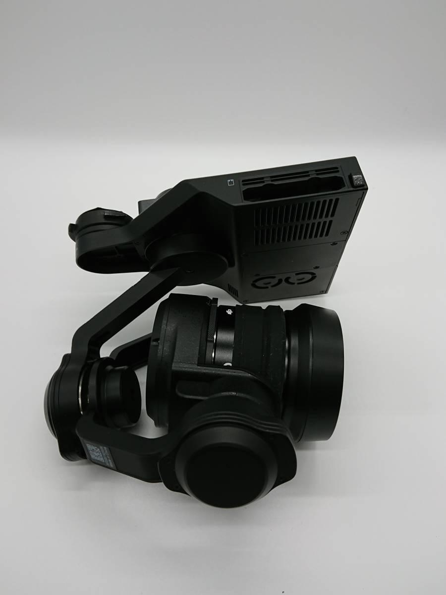 Zenmuse X5R カメラジンバル単体 +SSD1枚。 Inspire1、osmoで、動画RAW撮影できます