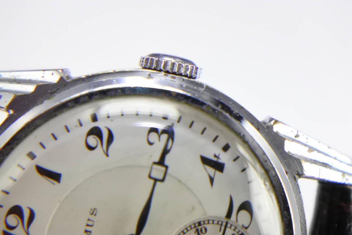 ☆1930~40年頃  可なり昔 PRIMUS  手巻紳士時計  アンティーク品_画像5