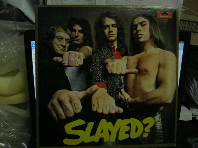 SLADE スレイド / SLAYED? U.S.LP _画像1