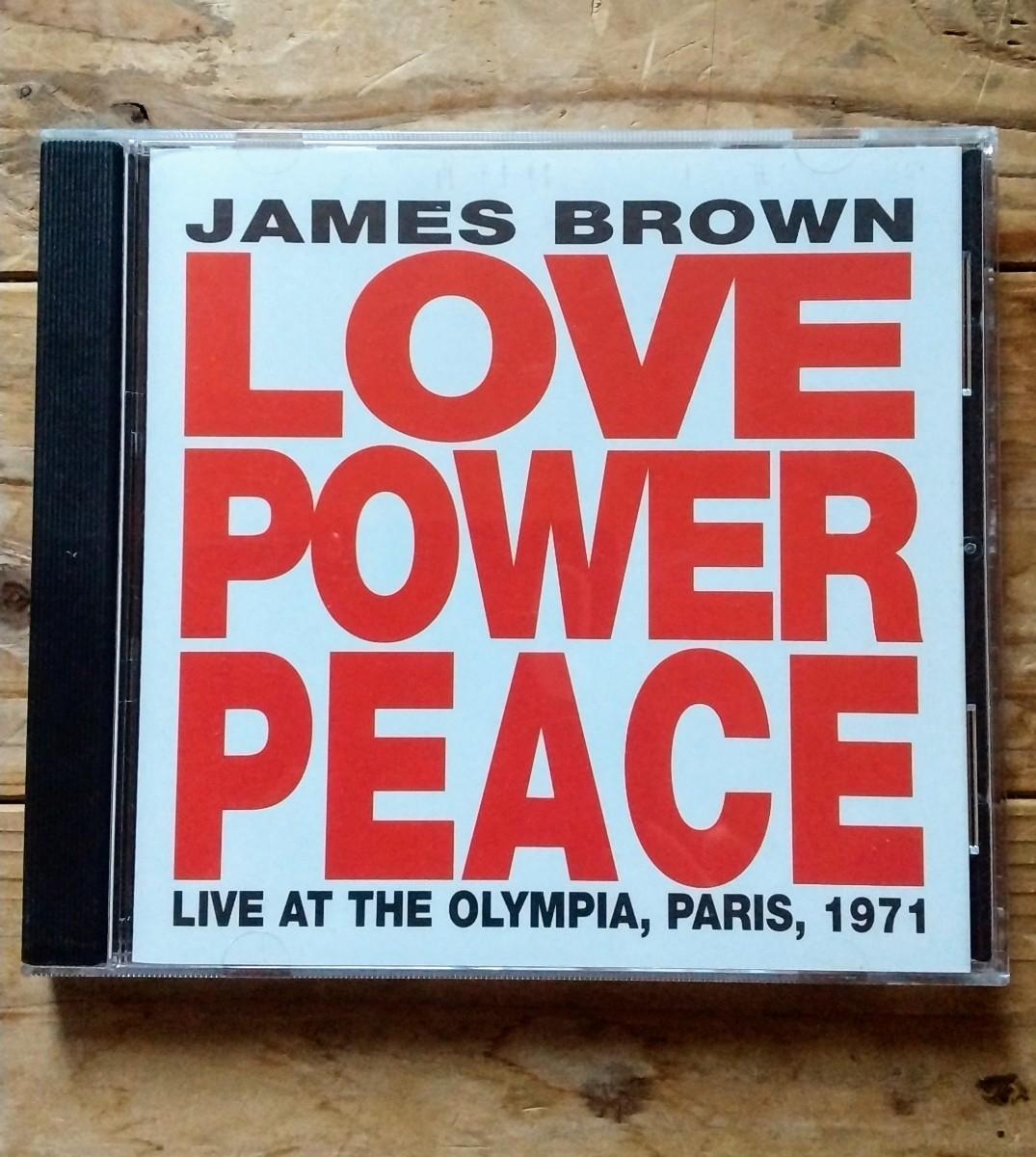 ジェームスブラウン LIVE 1971