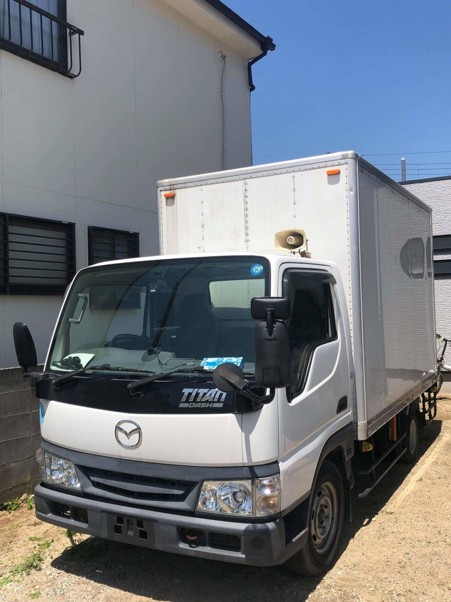 「M A Z D A (マツダ) T I T A N (タイタン)SYE6T-215480/AT/82,000km」の画像2